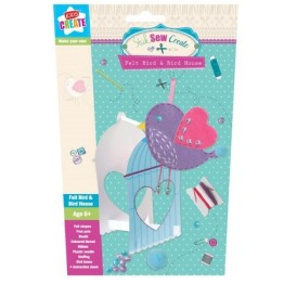 Felt Bird Craft Kit