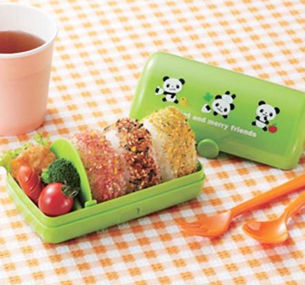 Panda Food Container