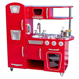 KidKraft Red Kitchen