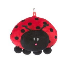 Beatrix New York Micro Cuddly Ladybug