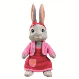 Lily Bobtail Plush Talking Toy 15cm