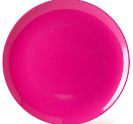 melamine-plate-gelato-raspberry-25cm