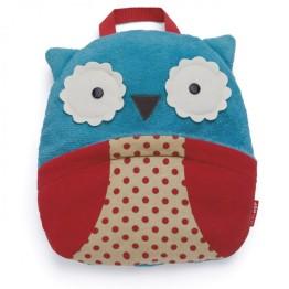 owl-travel-blanket