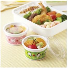 Panda & Bunny Fruit Cups