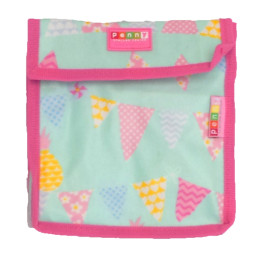 Penny Scallan Snack Bag Pineapple Bunting