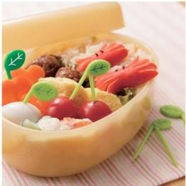 Bento Leaf Food Picks