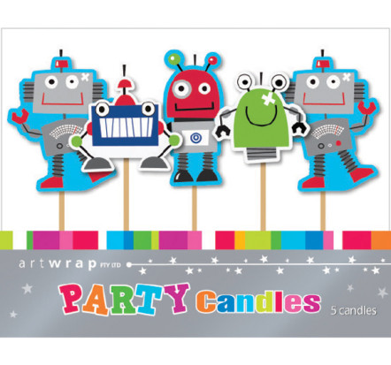 robot-birthday-candles
