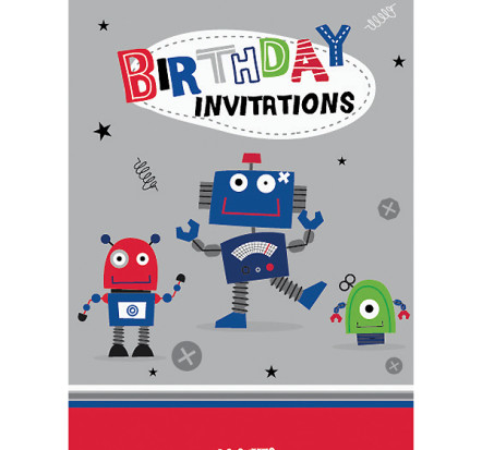 robot-party-invitations