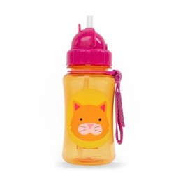 Skip Hop Drink Bottle Cat