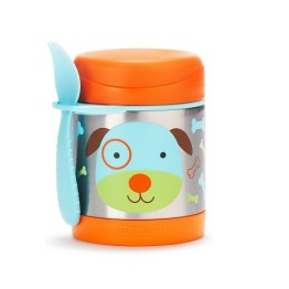 Skip Hop Food Jar Dog