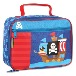 Stephen Joseph Lunch Bag New Pirate